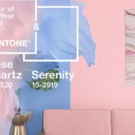 ROSE QUARTZ & SERENITY – COLORES PANTONE 2016