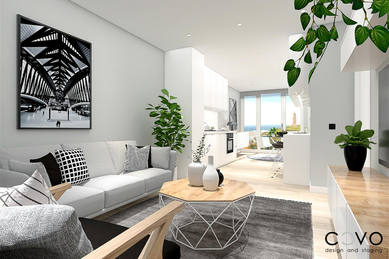 apartamento para millennials
